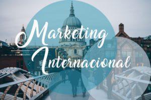 márketing internacional