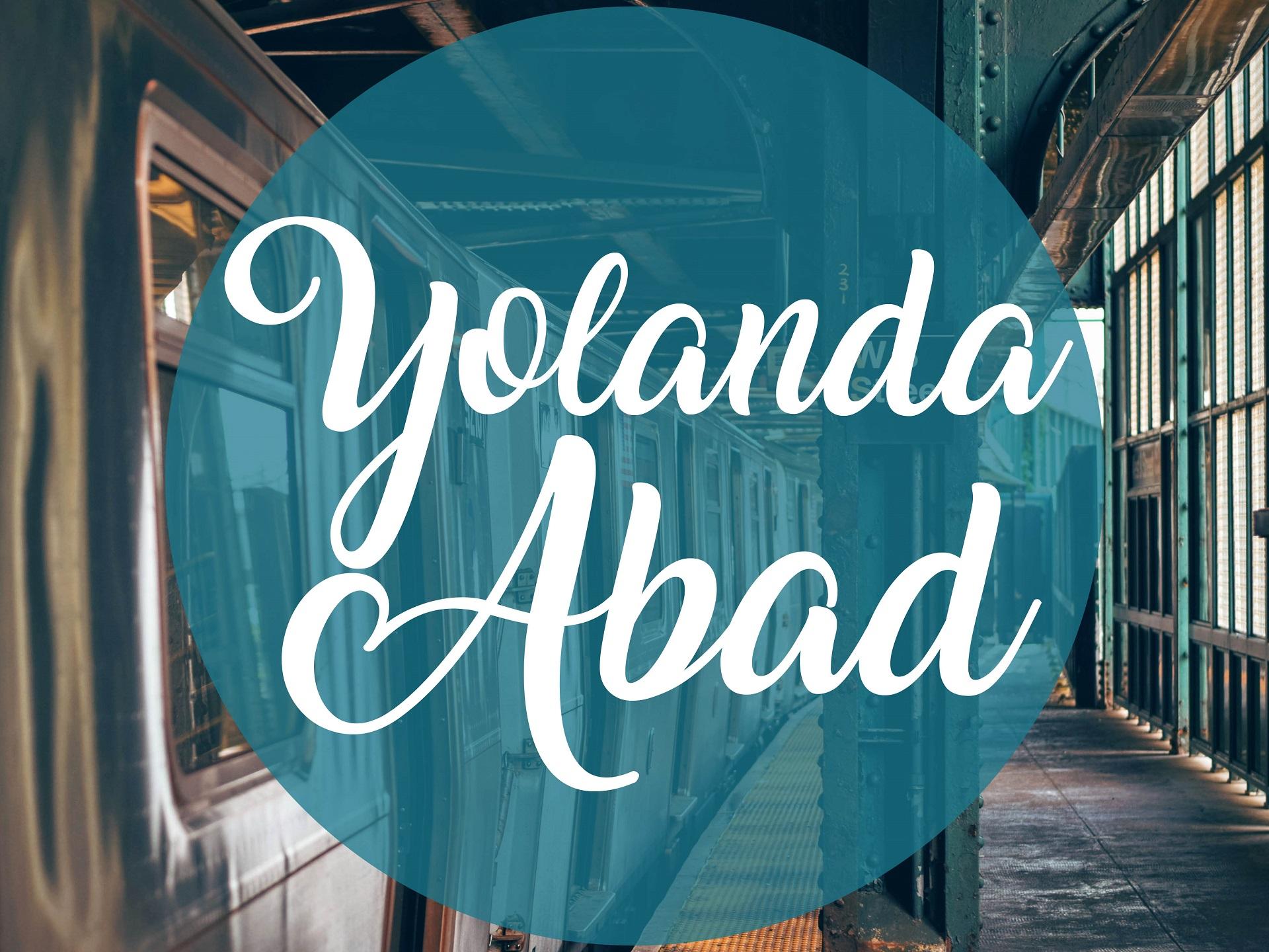 Yolanda Abad