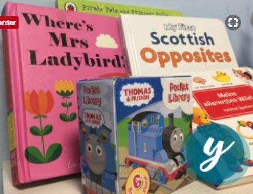 Criar un niño bilingüe desde edad muy temprana