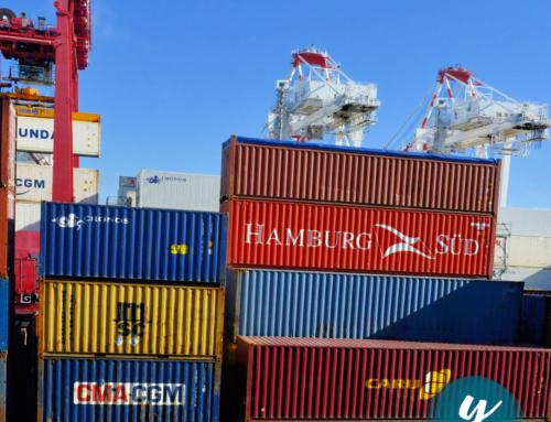 Los precios de los contenedores y los tránsitos se han disparado en tiempos de Covid